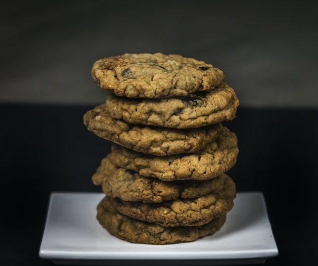 Biscuits sarrasin et raisins